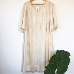 NWT Philip Lim Silk Dress